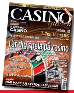Tidningen Casino från 2010